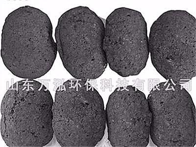 新型催化铁碳微电解填料